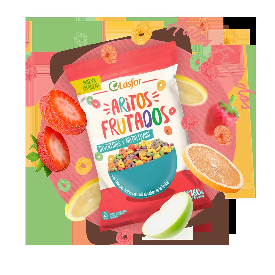 Aritos frutados
