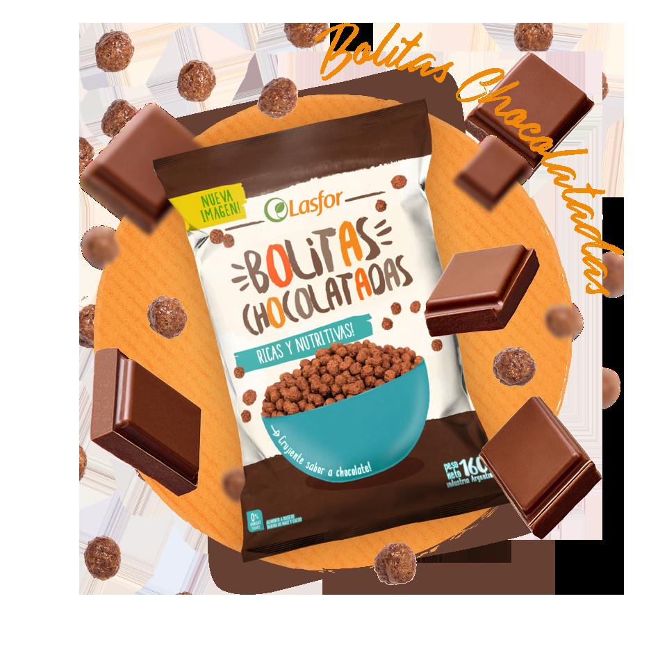 Bolita de chocolate