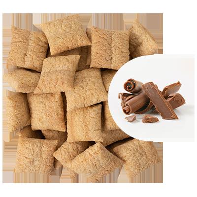 Almohaditas de Chocolate Negro