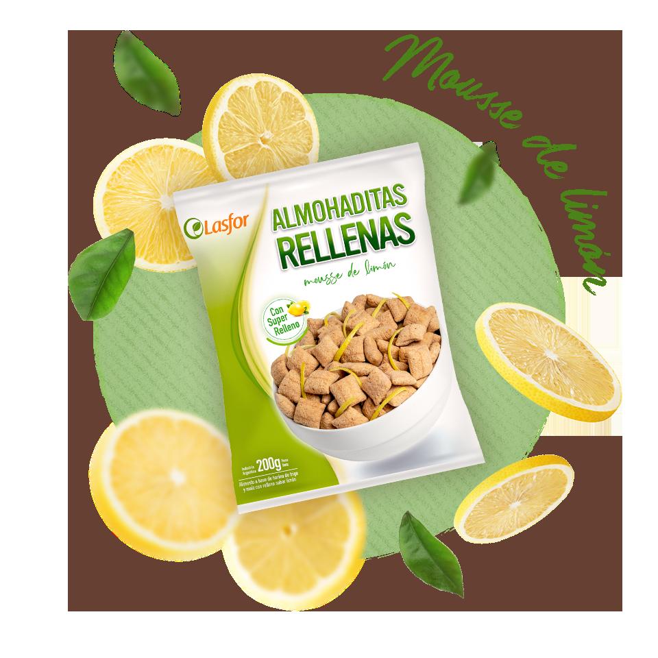 Almohaditas de Limón